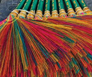 Colored Softbrooms